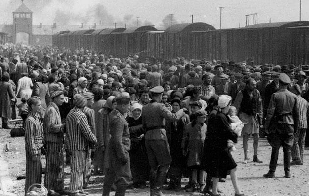 What's Auschwitz?