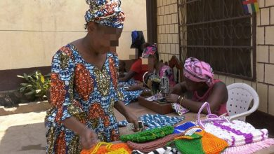 Women affected by violence in the Central African Republic
