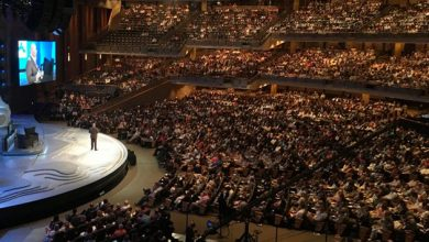 World Leadership Summit at Willow Creek