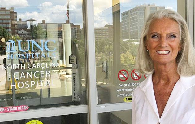 Anne Graham Lotz breast cancer