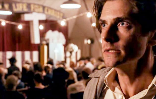'Unbroken: Path to Redemption' is the rest of the Louis Zamperini's story.