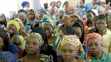 More than 100 Chibok schoolgirls formerly held captive by Boko Haram