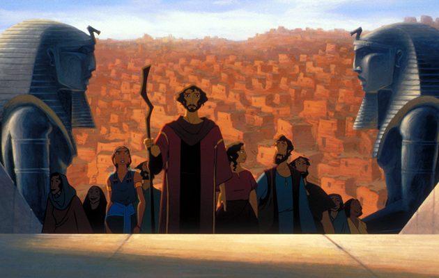 Prince of Egypt, 1998