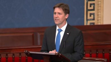Republican Sen. Ben Sasse of Nebraska