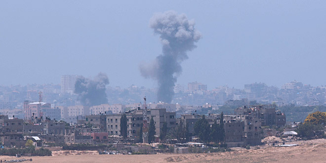 Photo of In Gaza, Israel faces new jihadist threats on top of a wounded Hamas