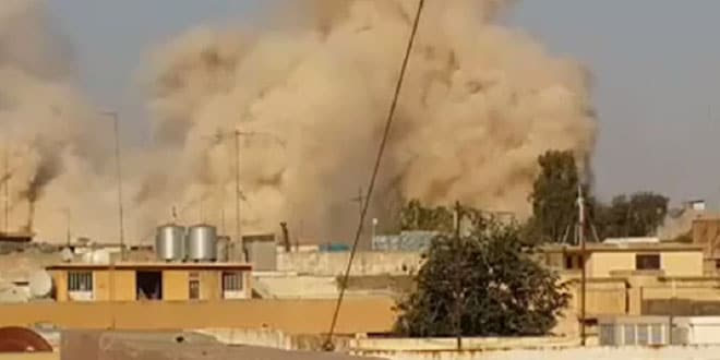 Photo of Steady destruction — and deafening silence