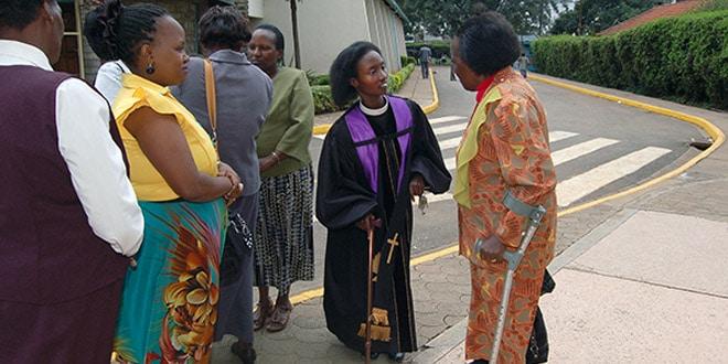 Kenya pastor