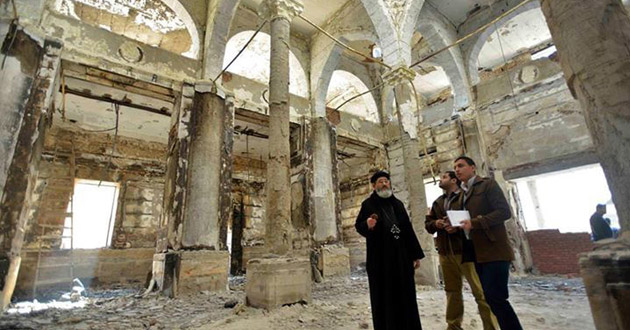 Photo of Egypt yet to help persecuted Christians