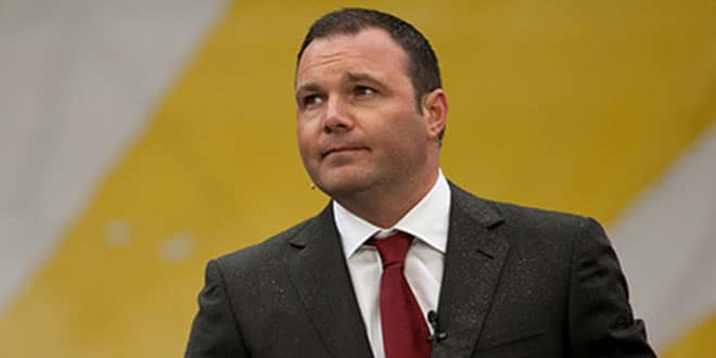 Photo of Mark Driscoll to launch new church on Easter Sunday