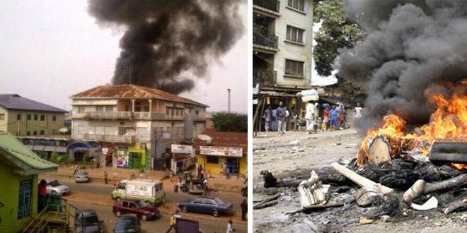 Photo of Boko Haram sets up 'Islamic Caliphate'