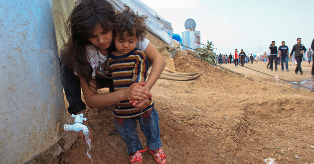 Photo of Syrian refugees are one part of a complex picture
