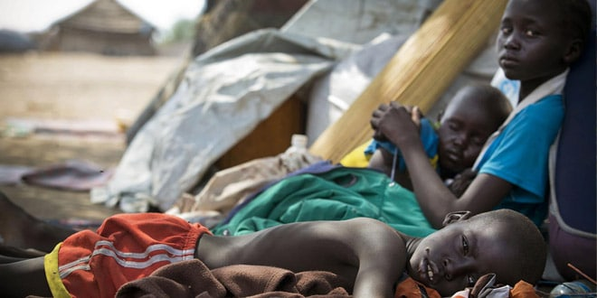Photo of Famine in South Sudan 'worst in the world'