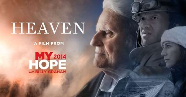 Heaven My Hope with Billy Graham