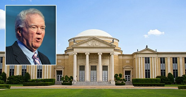 Photo of Southern Baptist seminary clears president after dispute over Muslim student