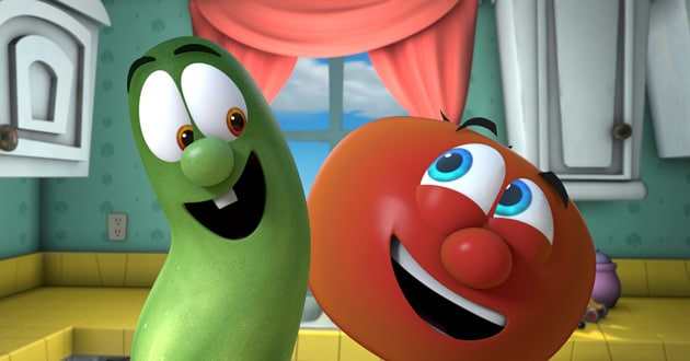 Photo of Netflix gives VeggieTales' Bob, Larry a new world