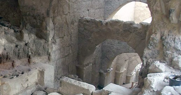 Photo of Archaeology: Herod's palace located just 3 miles from Bethlehem