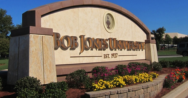 Photo of Bob Jones University president apologizes to victims of sexual assault on campus