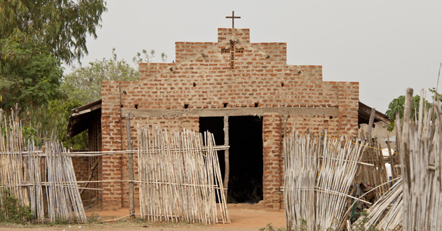 Sudan church