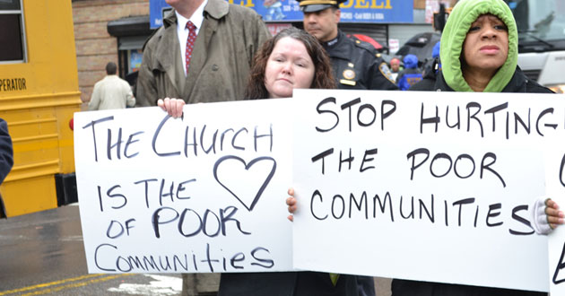 Photo of New York City to change rules to allow churches to rent schools