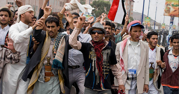 Photo of Yemen's tumult prompts prayer for peace, comfort