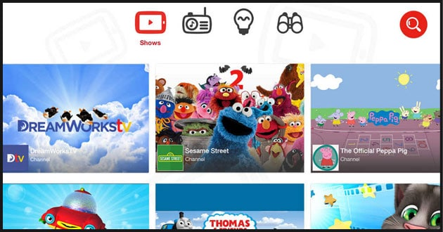 Photo of Caution urged with YouTube Kids app