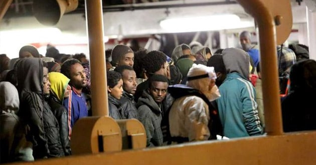 Photo of Migrants desperate; easy prey for smugglers
