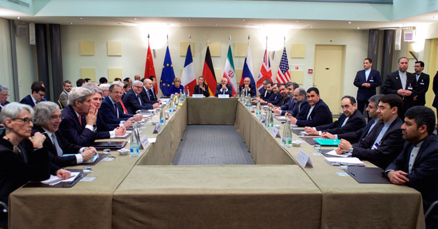 Photo of Iran and world powers reach nuclear framework deal