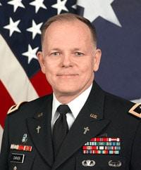 Chaplain (Major General) Doug Carver