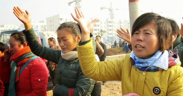 china persecution
