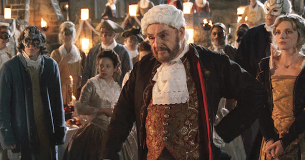 Photo of John Rhys-Davies: Veteran actor with heart and conviction