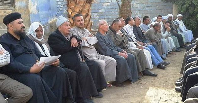 Photo of Community 'justice' expels Copts from their homes