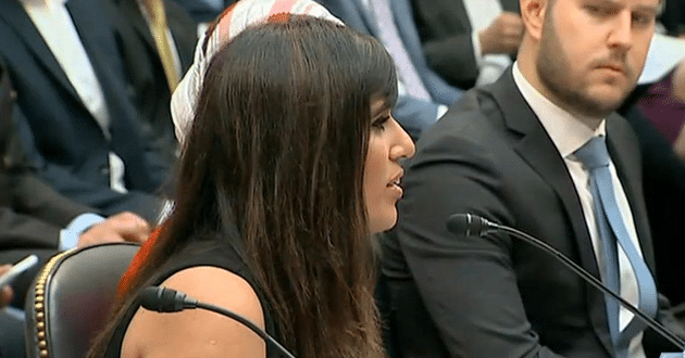 Photo of Naghmeh Abedini: tie Saeed's release to Iran deal