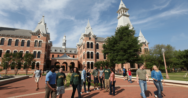 Photo of Baylor removes 'homosexual acts' from misconduct policy