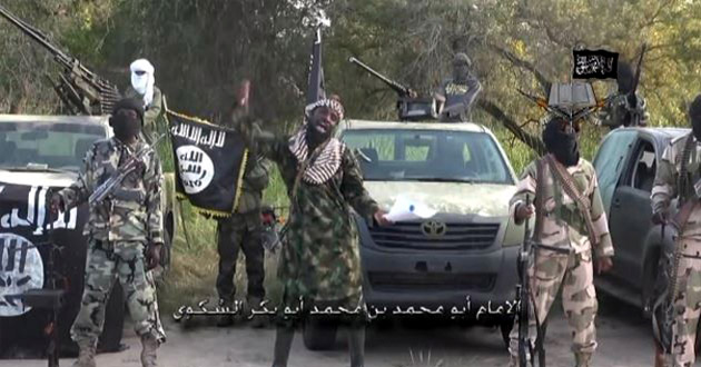 Photo of Boko Haram head dispels rumors of his death