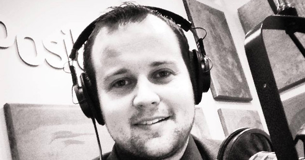 Photo of 'A long journey': Josh Duggar enters rehab