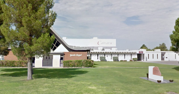 Calvary Baptist Church, Las Cruces