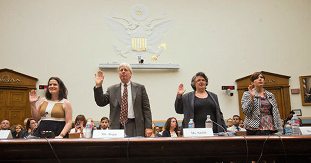 Planned Parenthood hearing