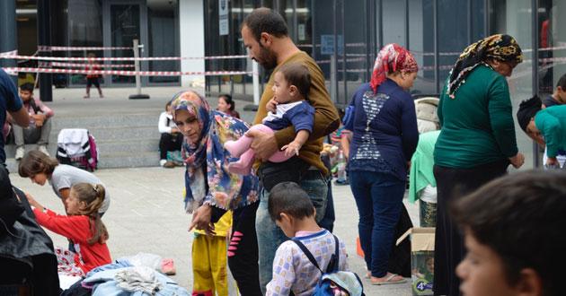 Photo of Refugee crisis opening door for Gospel witness