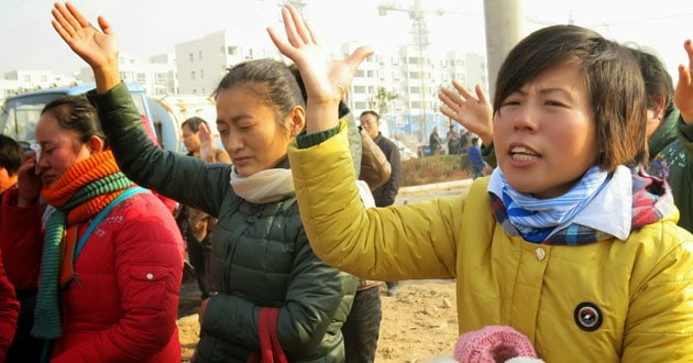Photo of Chinese House Pastor: 'Hundreds of Police Raided Our Church; but We Are Seeing Revival'