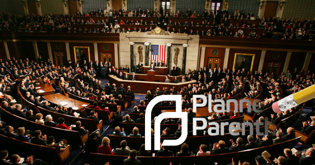 Planned Parenthood defunding