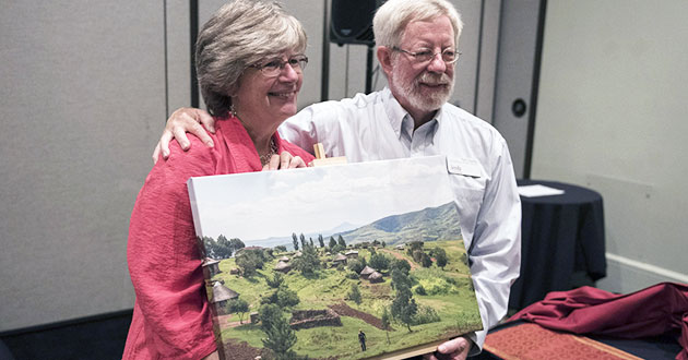 Photo of Facing early retirement, missionaries vow to continue evangelism stateside
