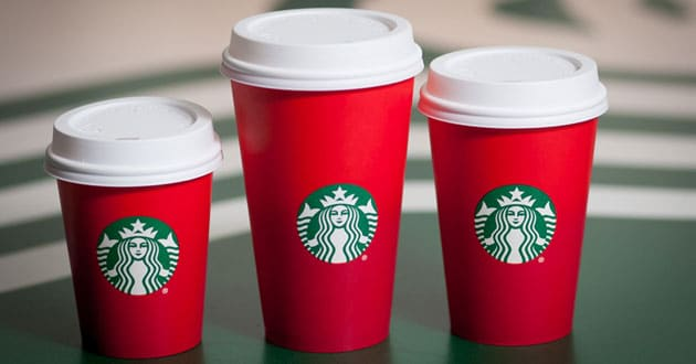 Photo of 'War on Christmas' turns into hashtag wars: now #ItsJustACup