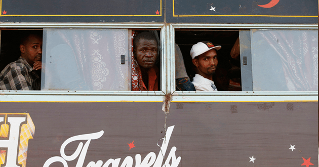 Photo of Muslims shield Christian passengers in militant attack on Kenyan bus