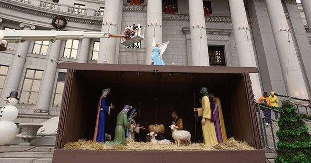 Photo of 'Christmas' censorship attempts recur annually