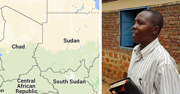 Photo of 2 Sudanese Christian leaders arrested