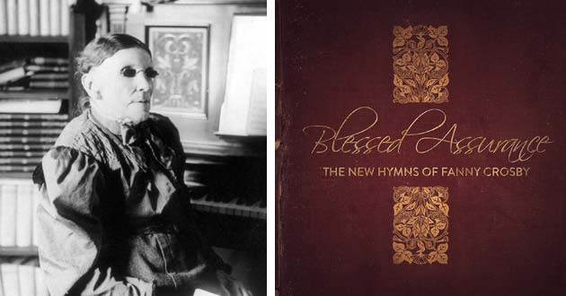 Photo of Fanny Crosby's lost lyrics now expanding her legacy