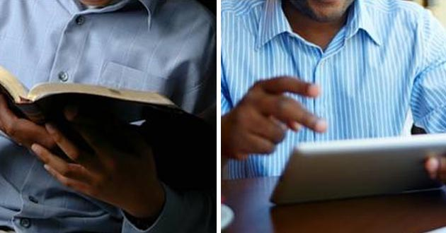 Bible translators
