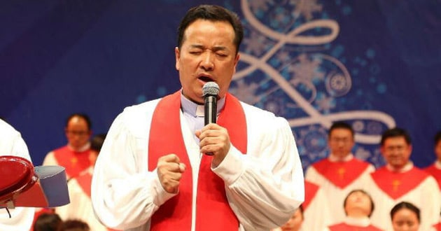 Photo of China detains pastor of largest state-sanctioned church
