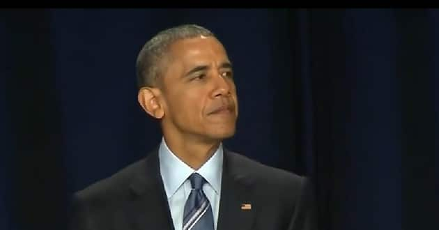 Photo of Obama tells of personal faith at prayer breakfast