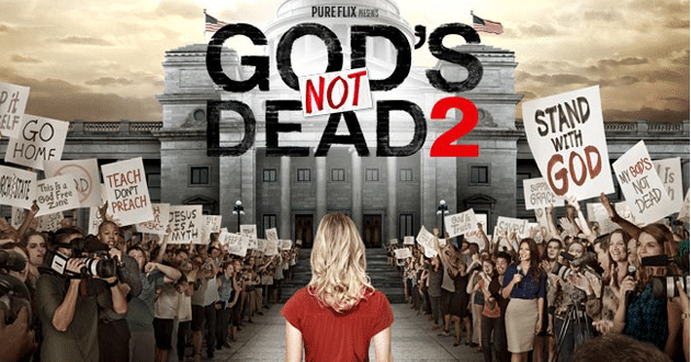 Photo of REVIEW: 'God's Not Dead 2' a much-improved sequel, with a warning to Christians